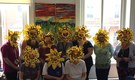 Teachers, 'The Lion King' Lion masks.