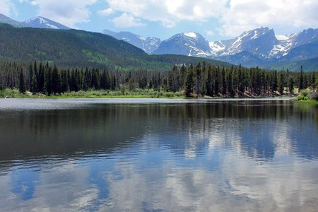 Sprague Lake, Colorado