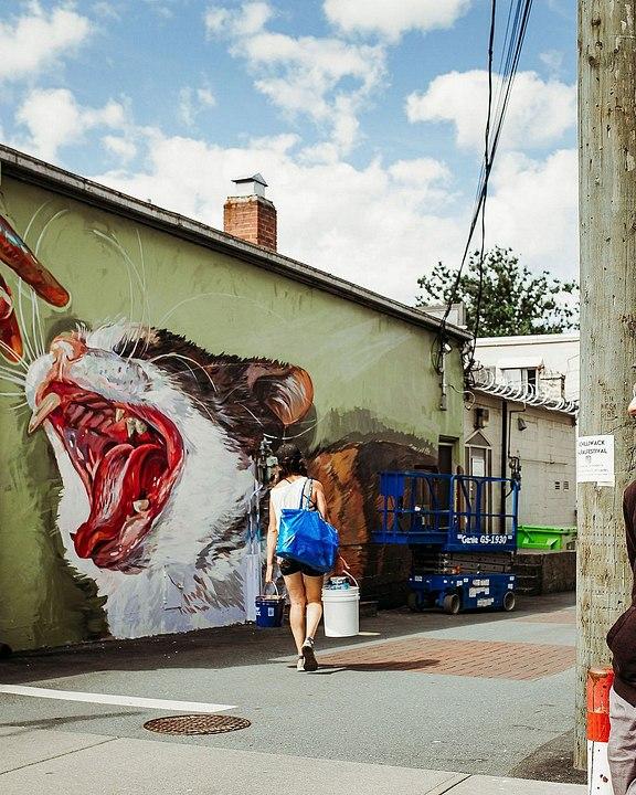 Chilliwack Mural Fest 2020