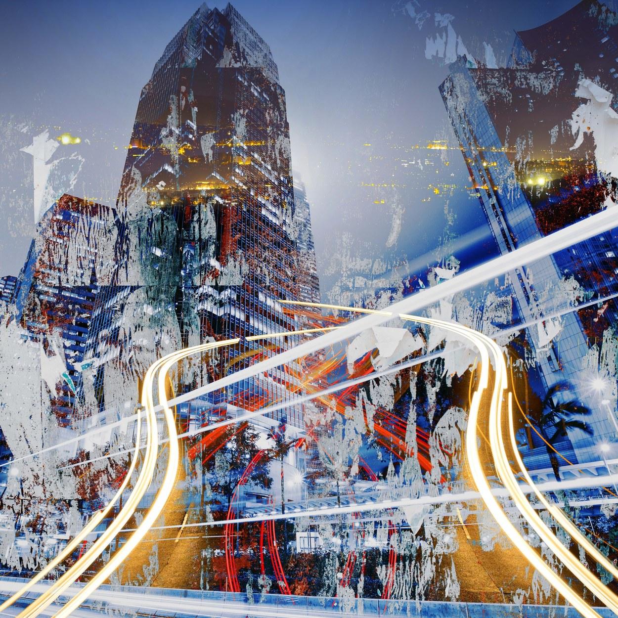 Cold Light City