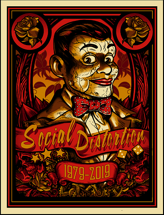 SOCIAL DISTORTION (concept)