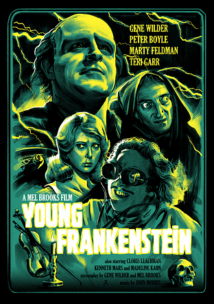 YOUNG FRANKENSTEIN(re-issue)