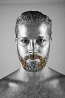 Silver to Gold - Beard #3