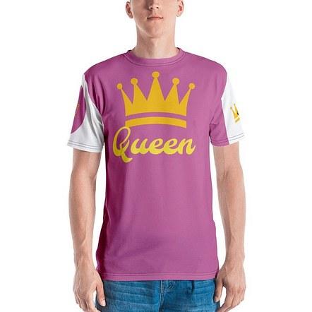 Queen Line - Shirt