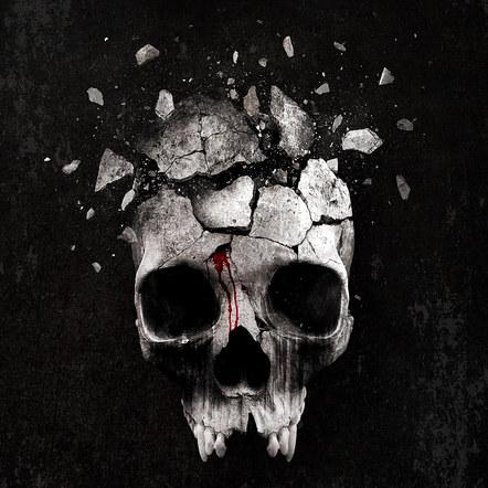 Exploding skull