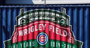 Wrigley Field - 100 Years