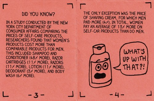 Page 3 & 4 - Self Care Products Version