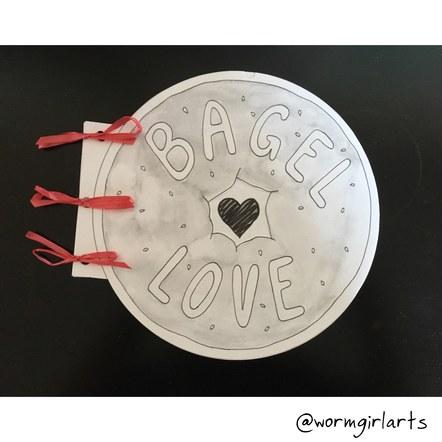 Bagel Love Zine