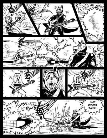 Page 5 of Batalla Letal