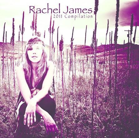 Rachel James - CD Jewel Case Design