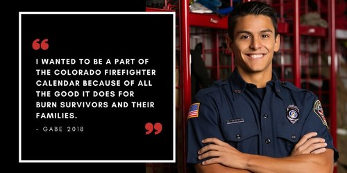 Colorado Firefighter Calendar - Meet The Impact Social Campaign