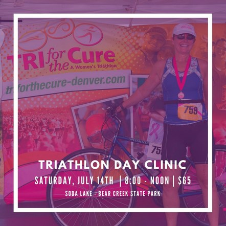 Tri For The Cure - Social Post