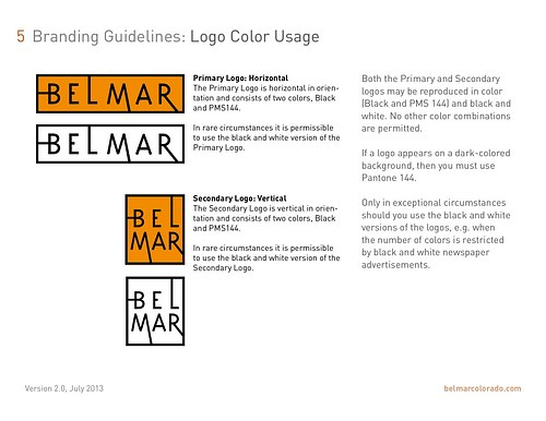 Belmar Brand Standards - pg4