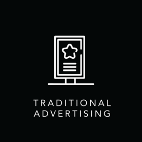 Traditional Advertising