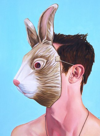 Bunny Mask (Lucas)