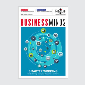 Regus - Business Minds