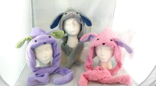 Dust Bunny Hoods