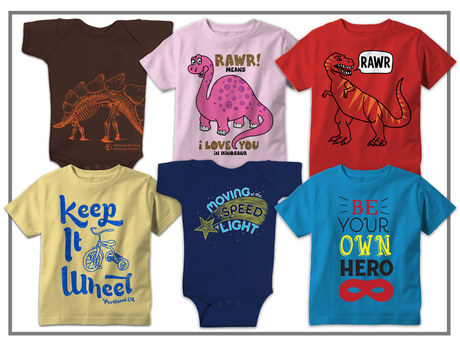 Infant & Toddler Apparel - Museum