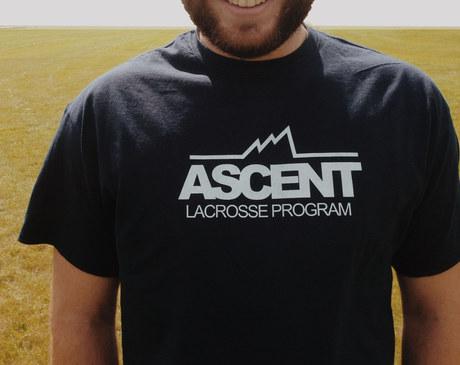 Ascent Lacrosse Logo