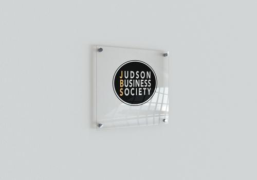 Judson Business Society Logo