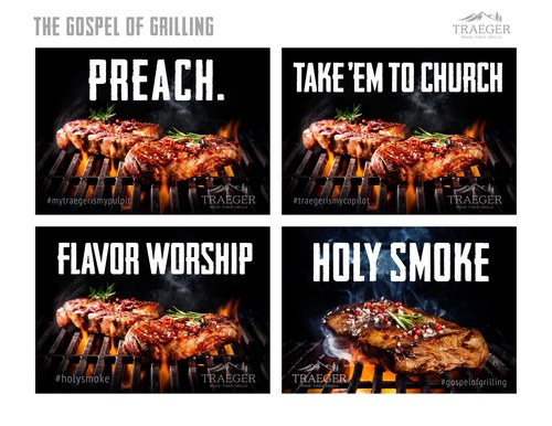Traeger: The Gospel of Grilling