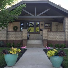 bungalow curb appeal