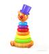 Rings game prototype - 3D image CGI