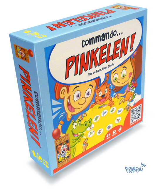 Gameboard  boxcover for 999 Games