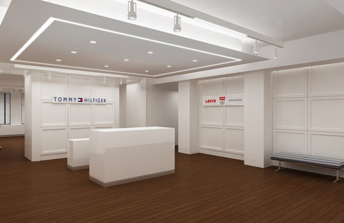 Reception Rendering