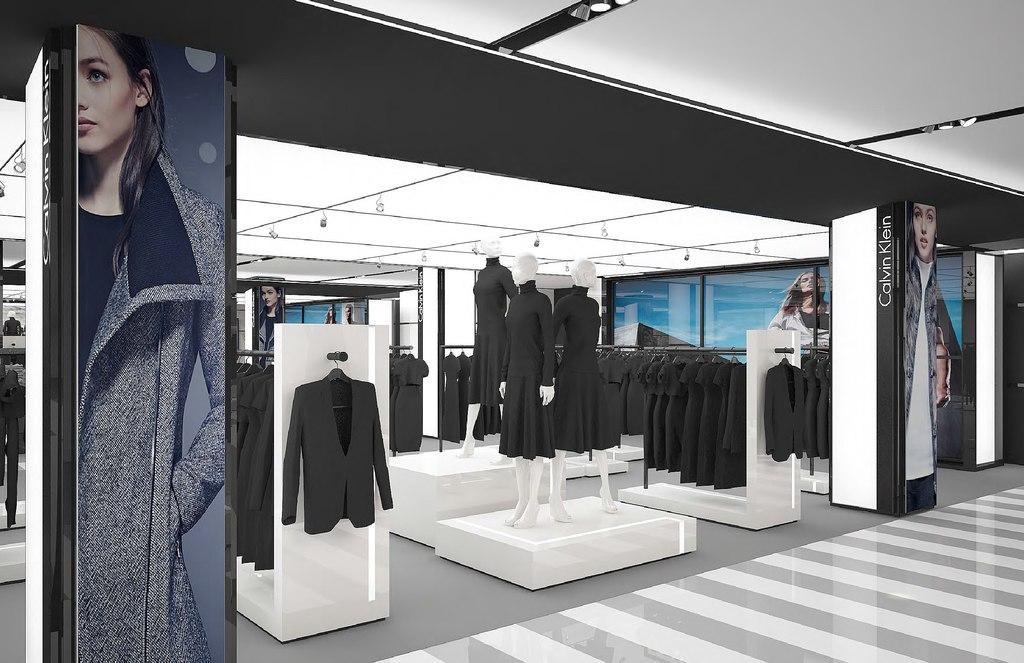 Calvin Klein Macy's Herald Square