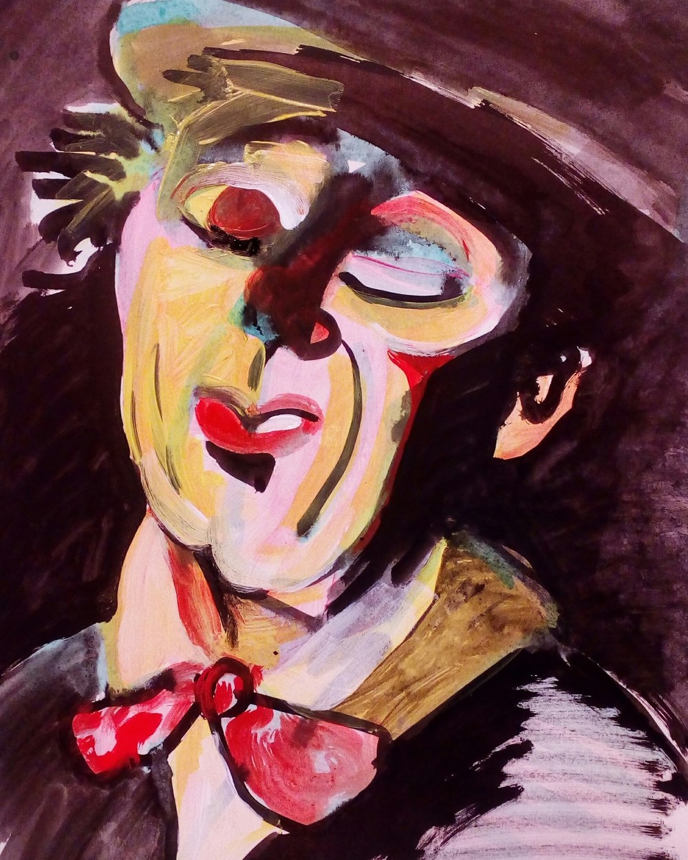 Old Clown