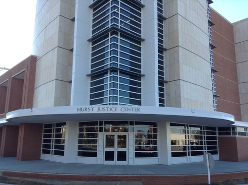 Hurst Justice Center