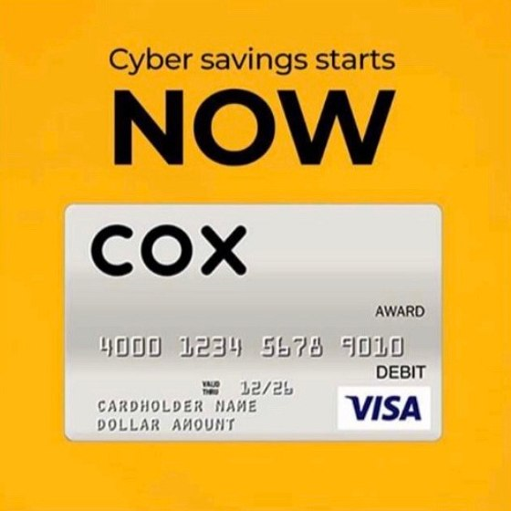 Cox | Web & Ad Copy
