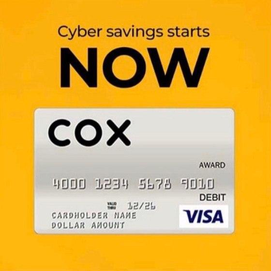 Cox | Web & Ad Copy