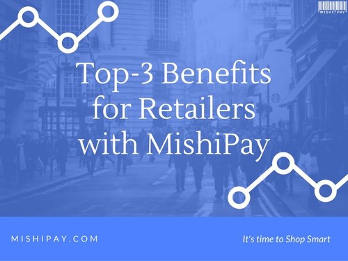 Twitter and LinkedIn content creation for MishiPay