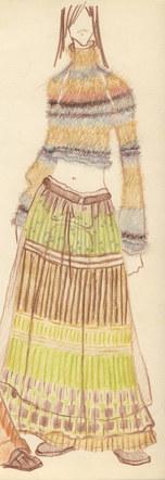 Fashion Sketch #7