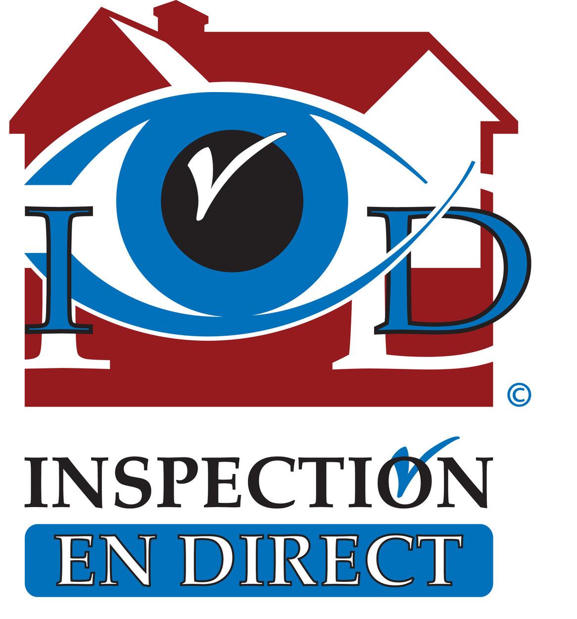 "TITLE: Logo for ""Inspection En Direct"""