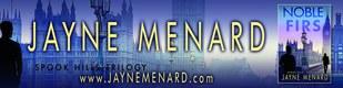 Jayne Menard Bookmark Front