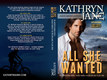 Kathryn Jane All She Wanted Print Cover