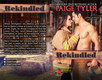 Paige Tyler Rekindled Print Cover
