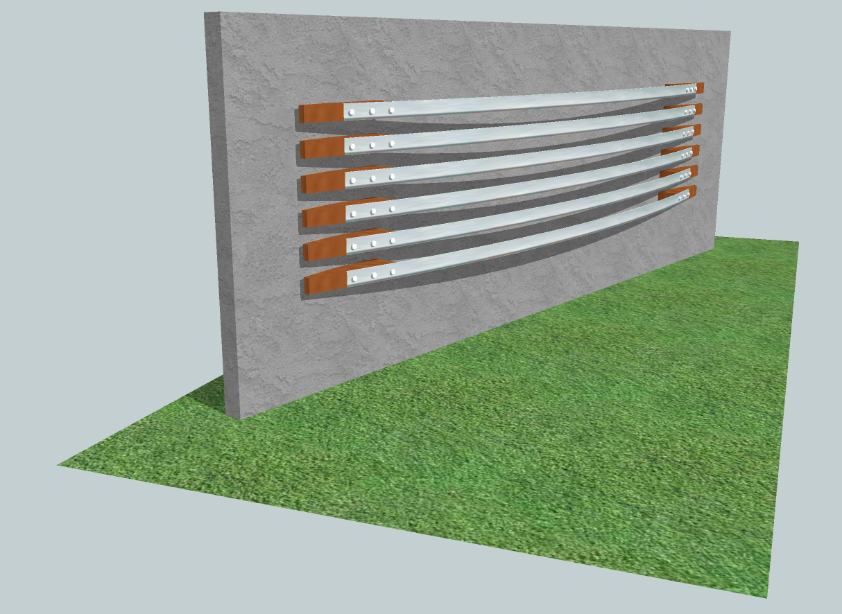 Untitled Wall Feature