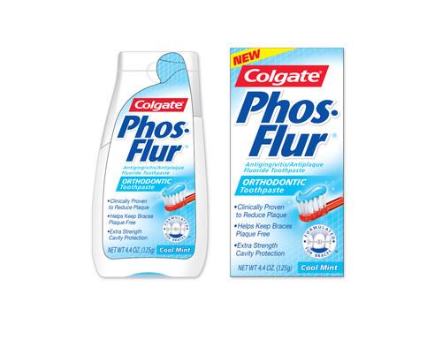 Colgate Phos-Flur
