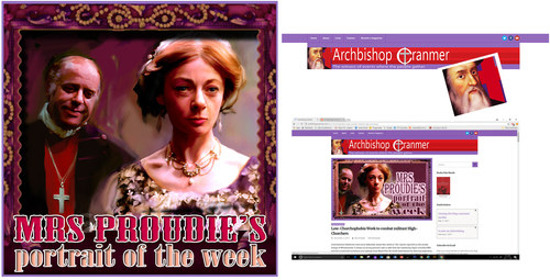 Mrs Proudie of Barchester