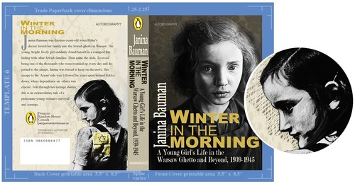 Book Cover-Winter in the Morning