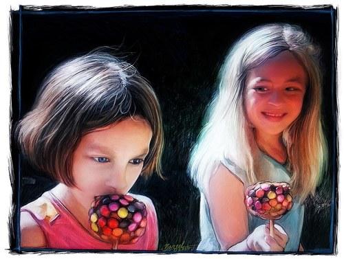 Cousins, Sugar....