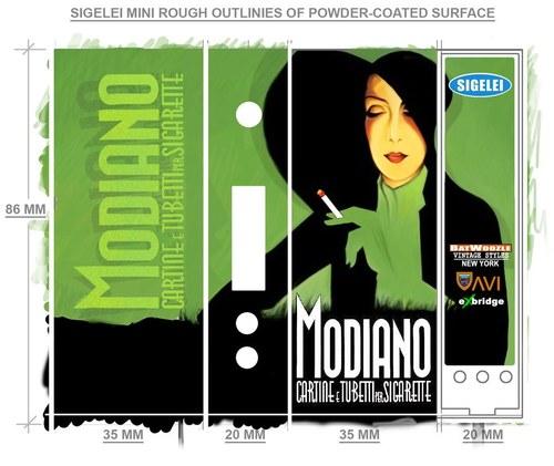 Modiano AviVapes Box Mod Wrap