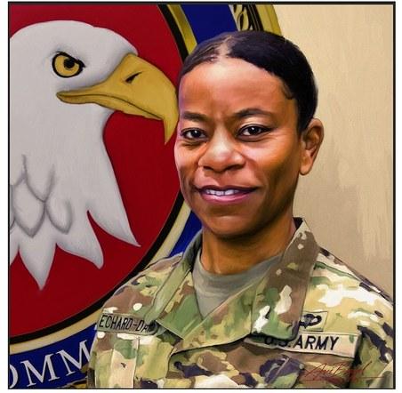 Lt. Col. Dianna Echard-Danis