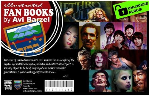 FAN BOOKS BY AVI
