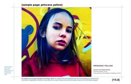 PRINCESS YELLOW