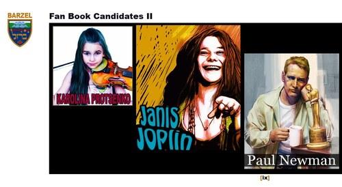 Fan Book Candidates II